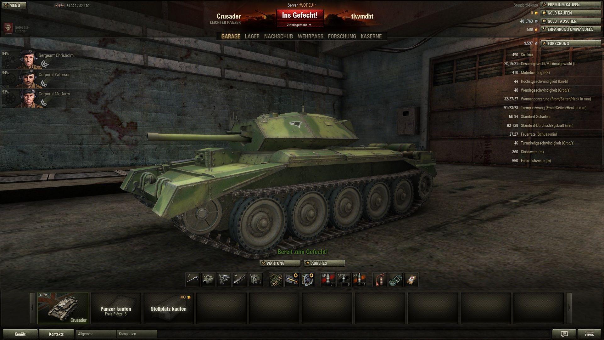 Танк из игры World of Tanks
