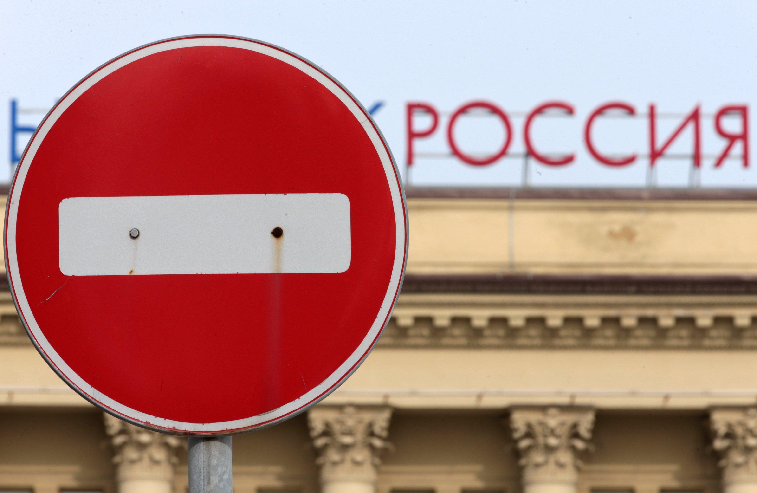sanctions contre la Russie