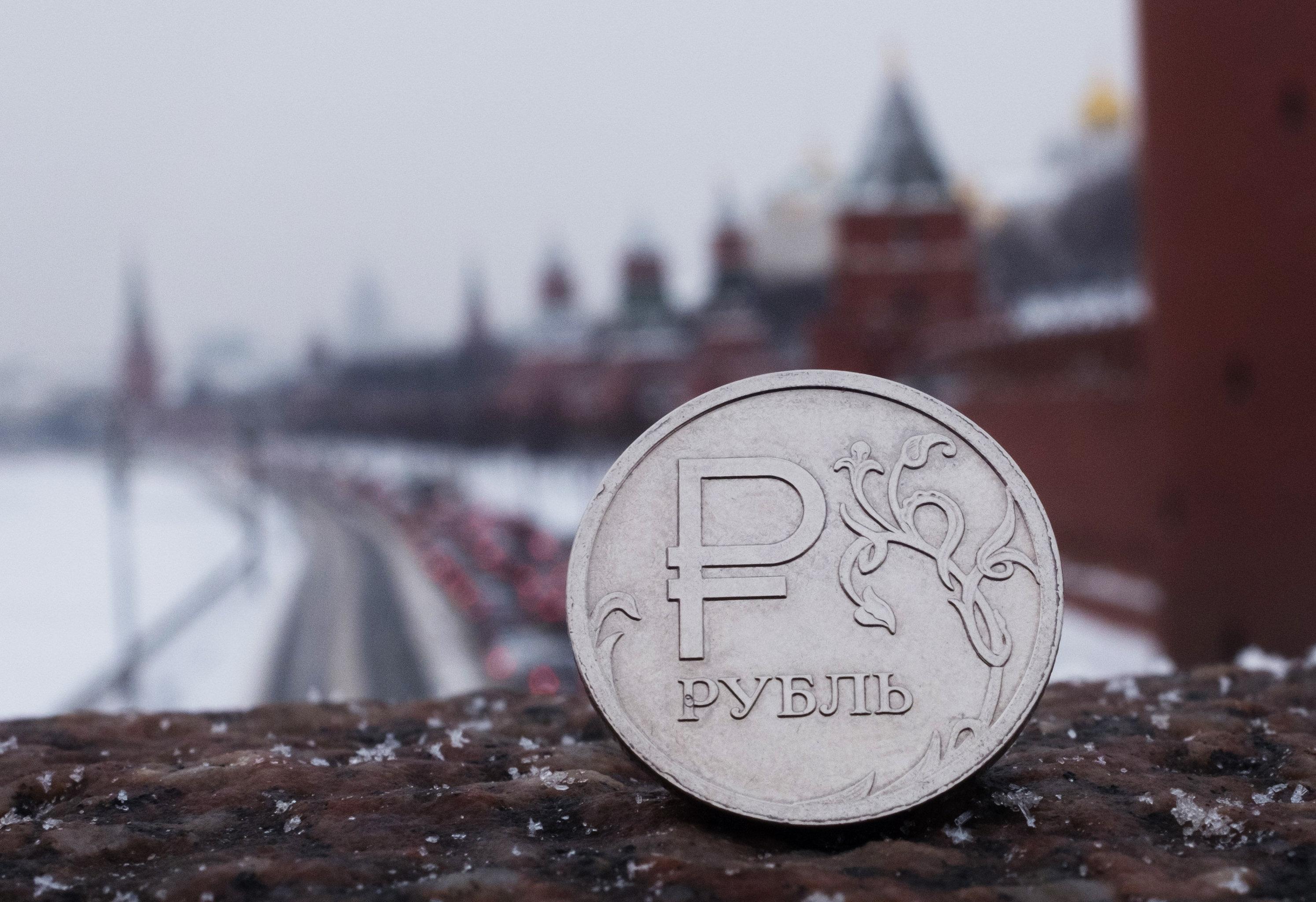 Russischer Rubel