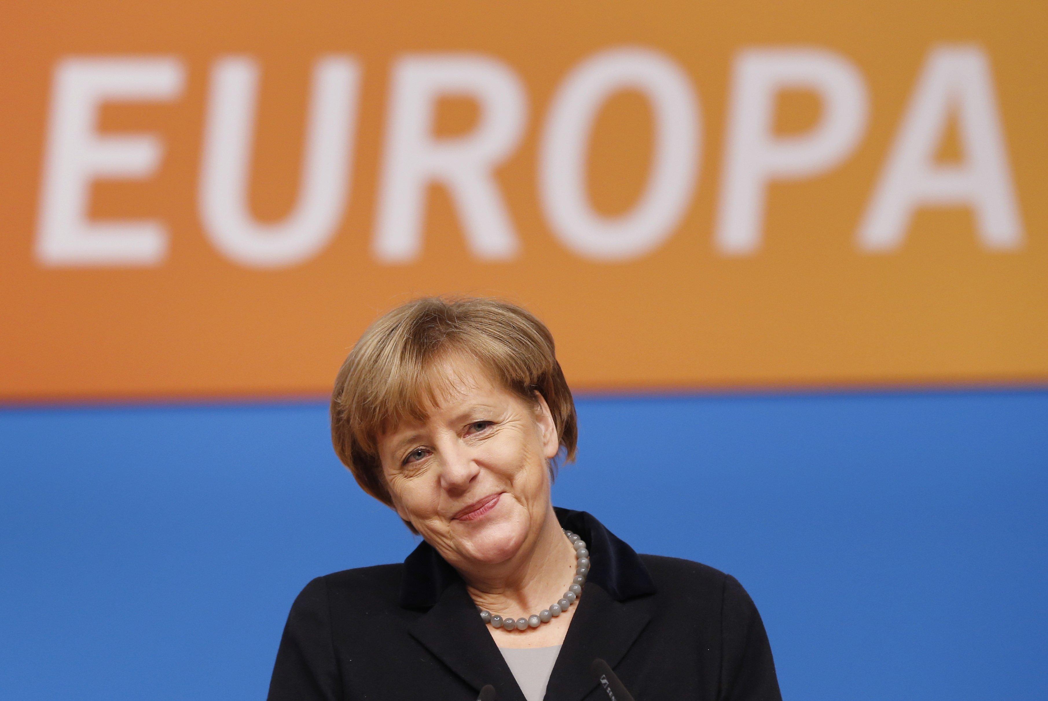 Bundeskanzletin Angela Merkel