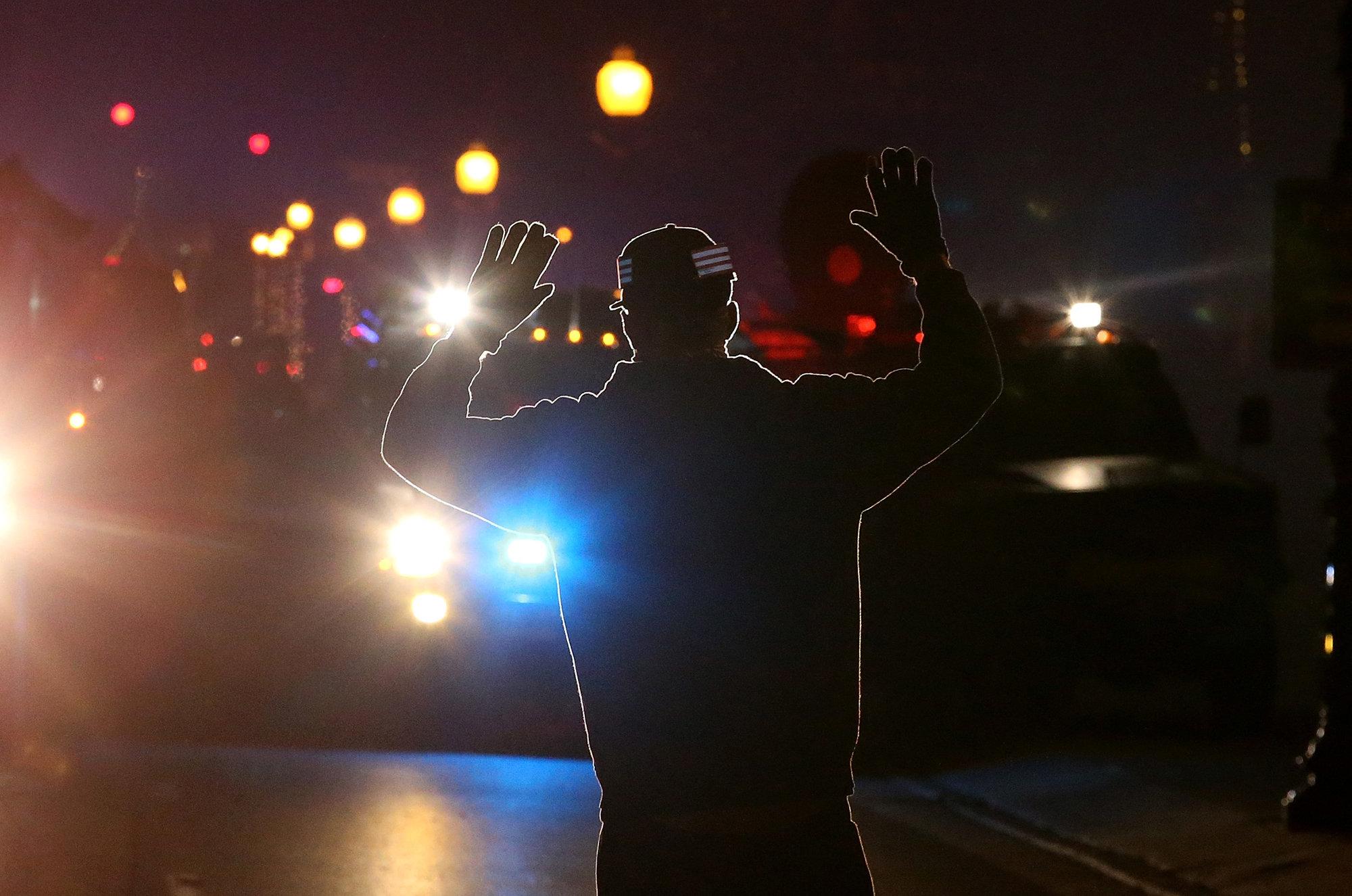 Unruhen in den USA nach Freispruch in Ferguson