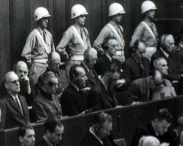 Nuremberg trials: how top Nazi criminals were prosecuted